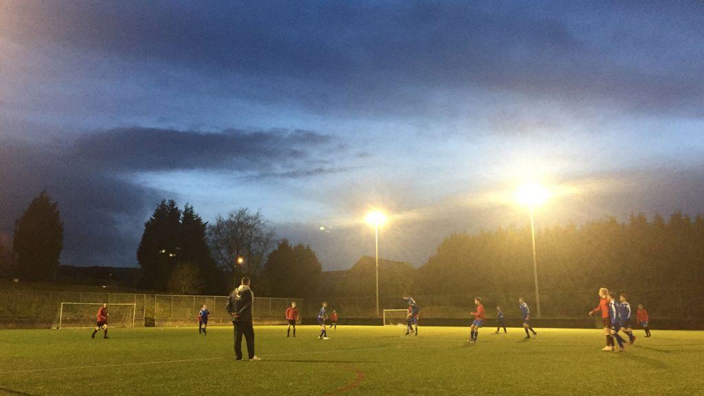 DofE volunteer opportunities at Thurlby Tigers FC