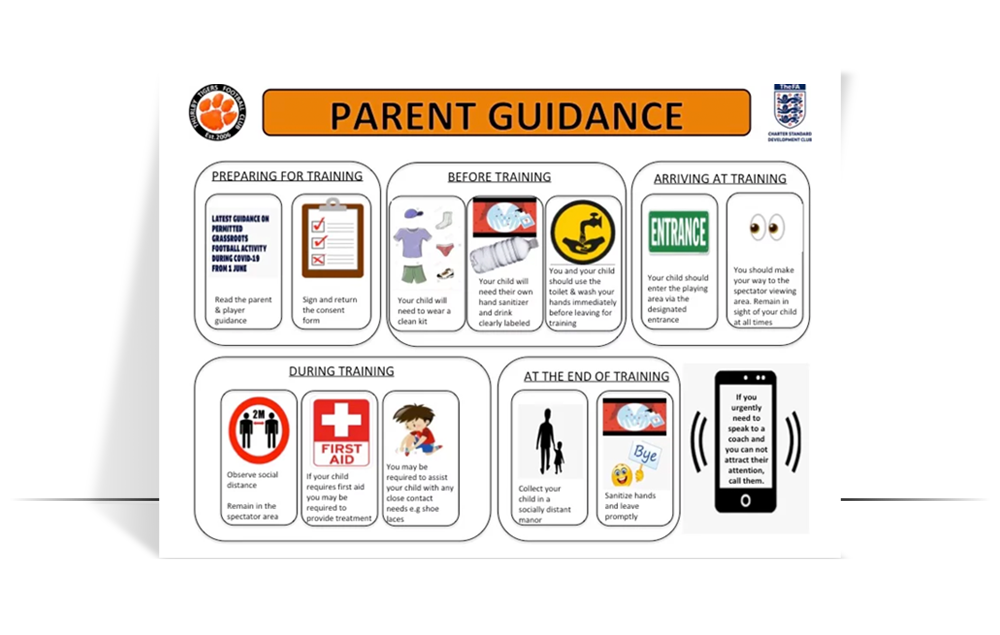 ttfc covid-19 parent guidance