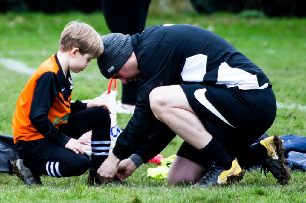 All TTFC coaches are expected to take a positive approach to mentoring