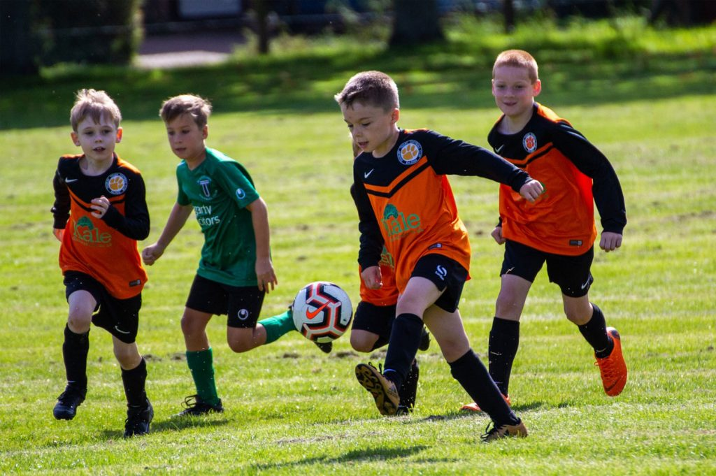 Thurlby Tigers offers fun competitive football