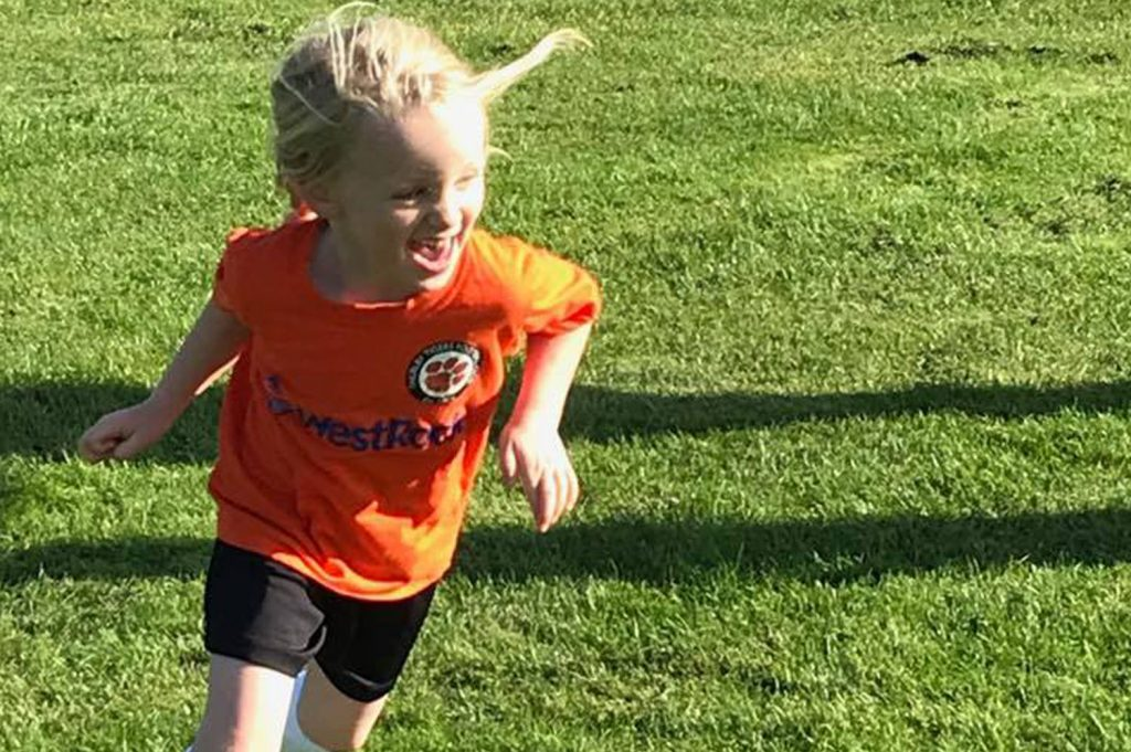 TTFC Academy offers family friendly football for Year 1 and Year children