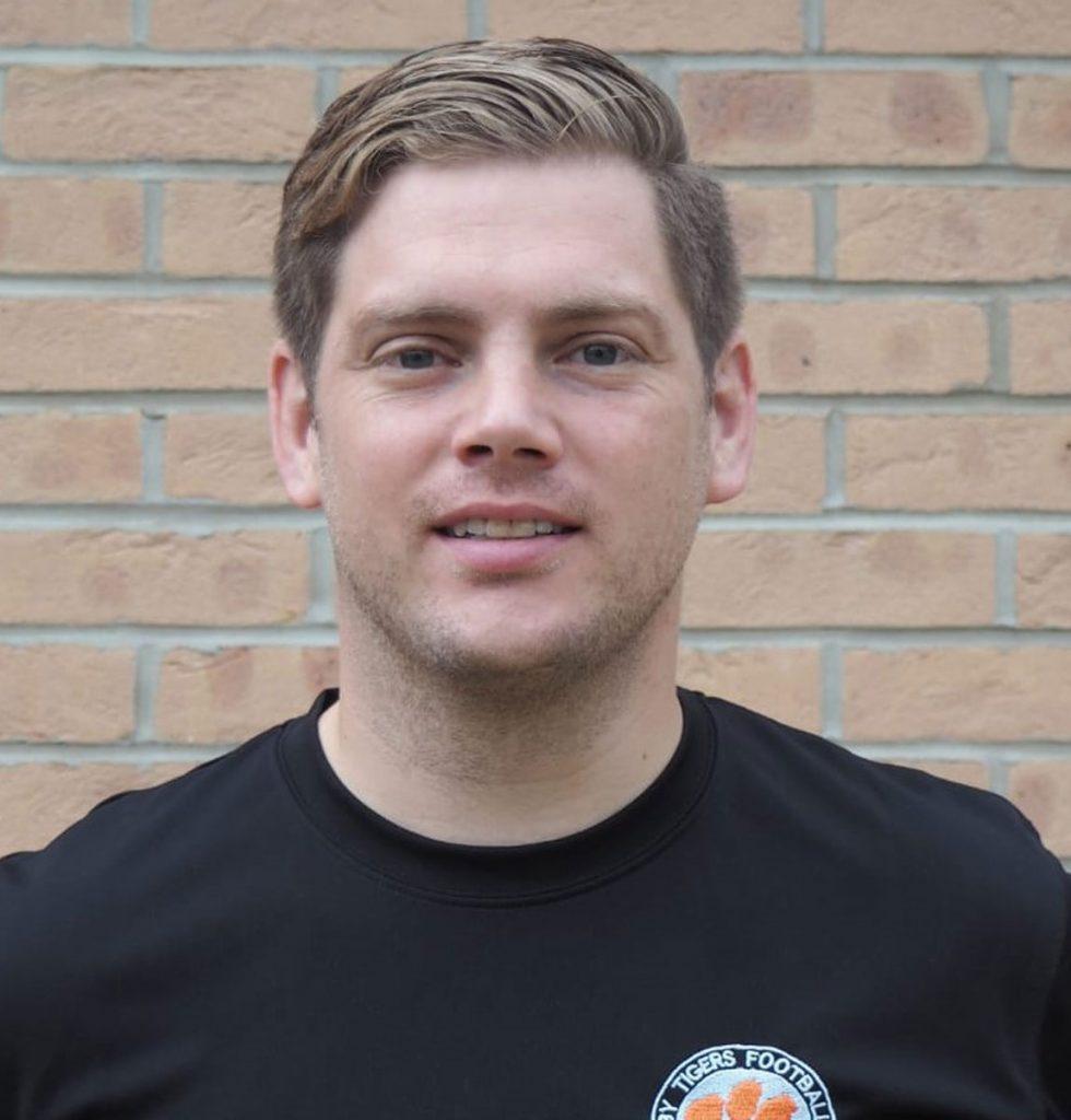 football coach danial binns